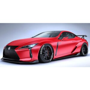 Artisan Spirits Lexus LC BLACK LABEL GT Aero 4-Piece Kit