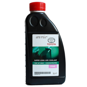 Lexus Super Long Life Concentrated Pink Coolant 1L