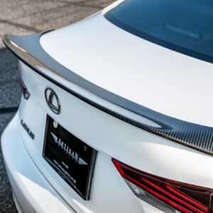 Artisan Spirits Lexus IS F Boot Spoiler