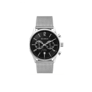 Lexus Gents Stainless Steel Chronograph Watch