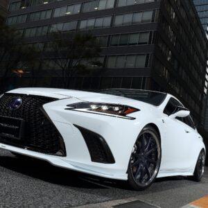 Artisan Spirits Lexus ES Side Lip Spoilers