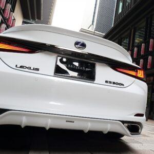 Artisan Spirits Lexus ES Boot Spoiler