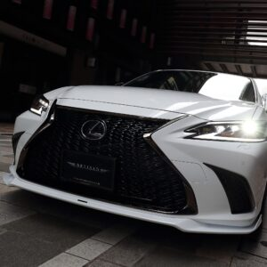 Artisan Spirits Lexus ES Front Lip Spoiler ARTSPI-ES001