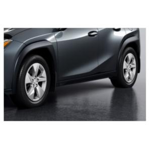 Lexus UX Phase 1 Front & Rear Set Mudflap
