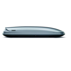 Thule Pacific 700 Silver Grey Lexus Roof Box