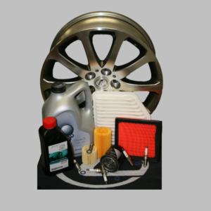 Lexus RC-F Service Kit